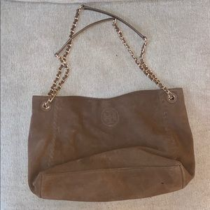 Brown Tory Burch Handbag